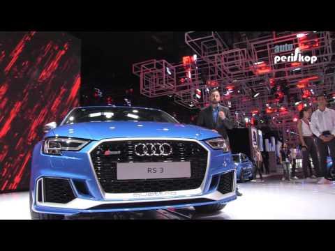 Autoperiskop.cz  – Výjimečný pohled na auta - Audi Q5 TDI quattro, Audi RS 3 – Autosalon Paříž 2016