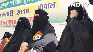 मोदी कैबिनेट ने तीन तलाक पर अध्यादेश को दी मंज़ूरी - NDTVINDIA