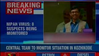 Nipah virus outbreak: 8 suspects being monitored currently in North Kerala - NEWSXLIVE
