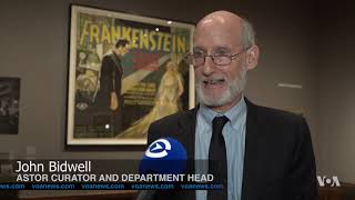 New York Museum Celebrates Frankenstein at 200 - VOAVIDEO