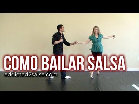 Como bailar salsa para principiantes