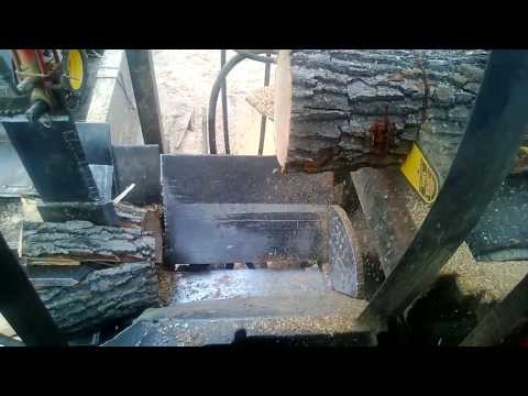 home made wood processor  built 11-20-13