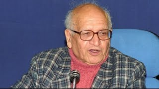 Historian Bipan Chandra dies at the age of 86 - NDTVINDIA