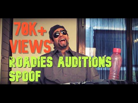 Roadies 8 audition SPOOF
