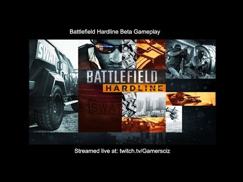 Battlefield Hardline - Beta Gameplay [HD]