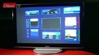 Panasonic VIERA - телевизор с доступом в интернет
