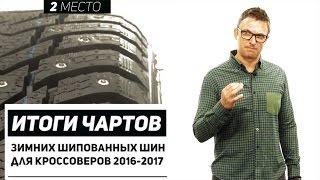 ТОП-10 4Х4 Зимних Шипованных Шин 2016 - 2017 / Игорь Бурцев