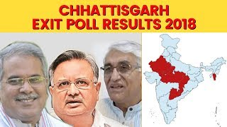 Chhattisgarh Exit Poll Result 2018 | NewsX Exit Poll 2018 Chhattisgarh | Chhattisgarh Election 2018 - NEWSXLIVE