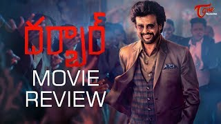 DARBAR Movie Review | Rajinikanth | Nayanathara | AR Murugadoss | TeluguOne - TELUGUONE