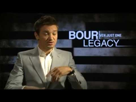 THE BOURNE LEGACY Interviews: Jeremy Renner, Edward Norton and Rachel Weisz