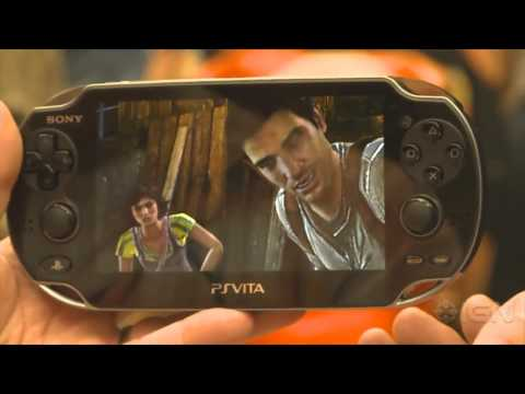 Uncharted: Golden Abyss - 9 Minutes of Gameplay