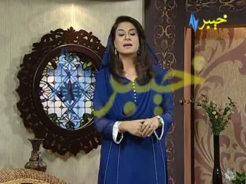khyber TV program Dr. Naveed Ullah Khan 1