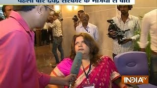 EXCLUSIVE: India TV speaks with the sworn-in MLAs - INDIATV