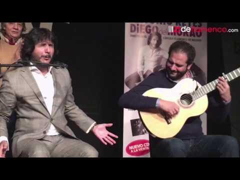 Antonio Reyes & Diego del Morao - CD en Directo