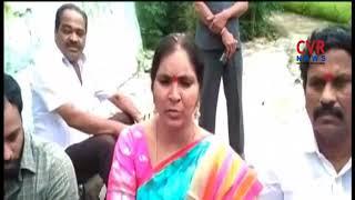 Deputy Speaker: Padma Devender Reddy  About Kaleshwaram Project Works | TRS | CVR NEWS - CVRNEWSOFFICIAL