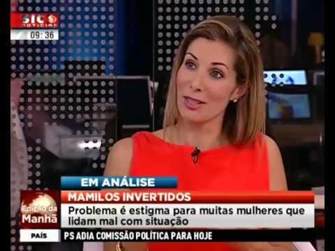 Mamilos Invertidos - Dra. Luísa Magalhães Ramos