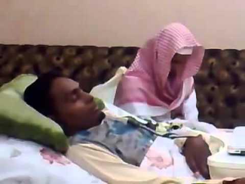 من أروع تلاوات عبدالعزيز الزهراني يقرأ عند عبدالله بانعمه - سورة القيامه - عرب توداي