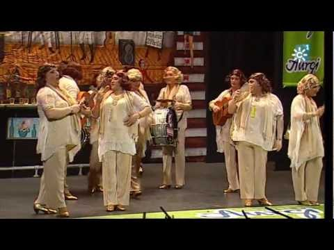 Sesión de Semifinales, la agrupación  actúa hoy en la modalidad de Chirigotas.