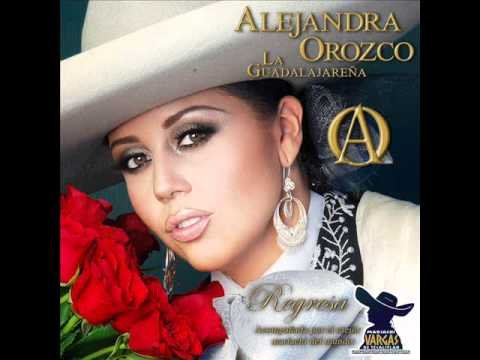 Alejandra Orozco - Te Soñe