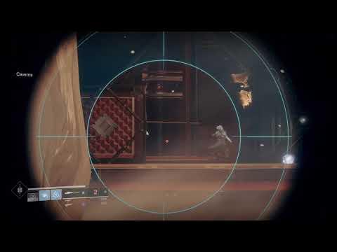 Crucible Sniper Double