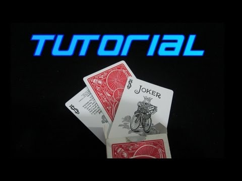 The Best Jokers - Card Trick REVEALED / Tutorial / Learn amazing magic