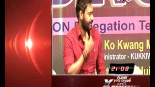 Bollywood News in 1 minute - 28/11/2014 - Manoj Tiwari, Ajay Devgan, Kunal Kohli