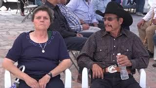 Fiestas patronales en El Ahuichote (Tepetongo, Zacatecas)