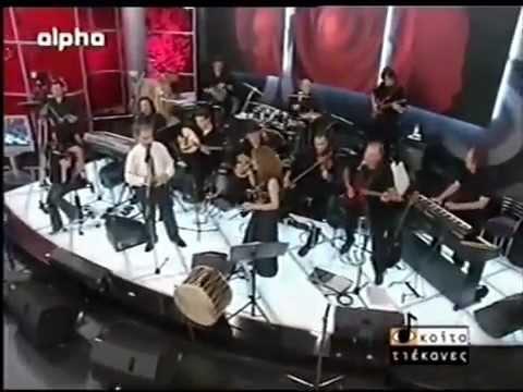 Leylim-Ley-Glykeria - Omar Faruk Tekbilek-Giannis Fragos violi