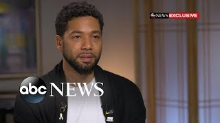 Jussie Smollett: 'I'm pissed off' at people who question attack - ABCNEWS