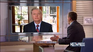 Full Lindsey Graham: 'I don't see any indication' that DOJ is interfering with Mueller - NBCNEWS