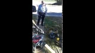 فيديو| لعنة مايكل براون لازالت تطارد ضابط فيرجسون