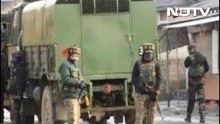 पुलवामा एन्काउंटर में एक मेजर सहित 4 सैनिक शहीद, 2 आतंकी भी मरे - NDTVINDIA