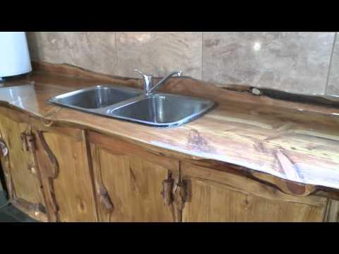 Casamia Tv 18   Muebles Rústicos Cordilleranos