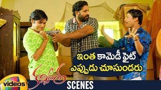 Vijay Fights with Goons   Kavvintha Latest Telugu Movie   Diksha Panth   Dhanraj   Mango Videos - MANGOVIDEOS