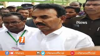 Jupally Krishna Rao Speaks To Media On His Defeat | Telangana Election Results | iNews - INEWS