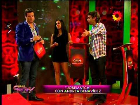 Jose Match - Jose Maria Listorti - Andrea Benavidez - Parte (2/2) - 11-08-2012