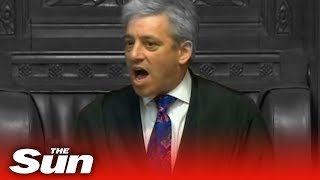Top 6 MPs behaving badly - THESUNNEWSPAPER