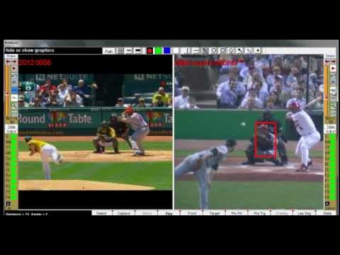 RightView Pro Lesson:  Pujols vs. Pujols