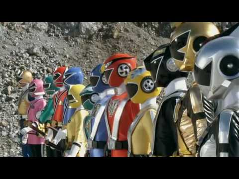 Shinkenger VS. Go Onger Henshin & Role Call