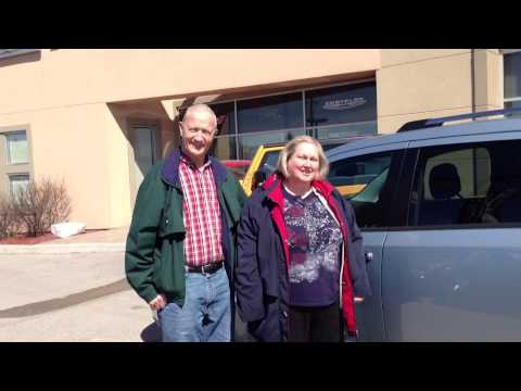 Customer Review | Dean Famliy buys Dodge Journey RT @ | MacIver Dodge Jeep | Newmarket Ontario