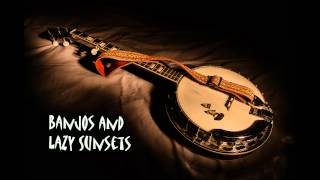 Royalty Free :Banjos and Lazy Sunsets