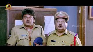 Prakash Raj HANGS Himself | Shourya Telugu Full Movie Scenes | Manchu Manoj | Regina Cassandra - MANGOVIDEOS