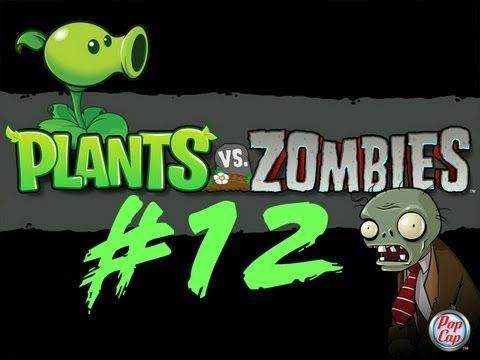 بلانت فس زومبي Plants vs. Zombies #12