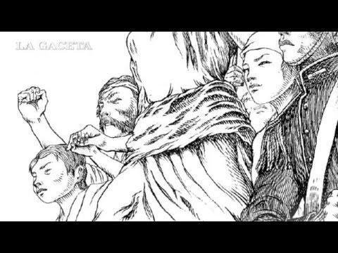 El Mayo de las Letras arrancó con una historieta sobre la Independencia