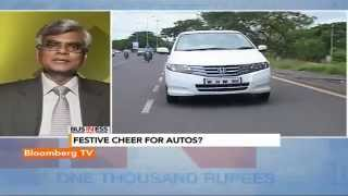 In Business:  Mobilio Will Lead To Evolution Of MPV Segment: Honda - BLOOMBERGUTV
