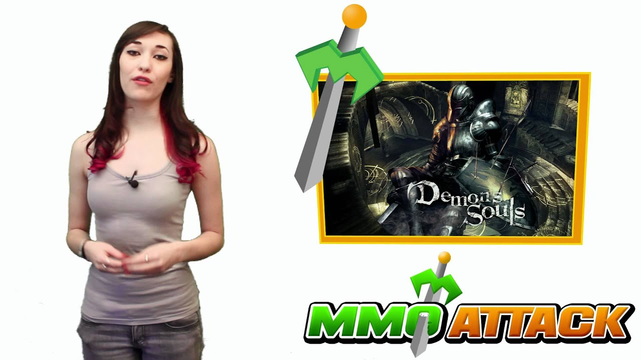 Kinect and Skyrim, Demon's Souls news, and a new God of War!-Daily Drop, April 12