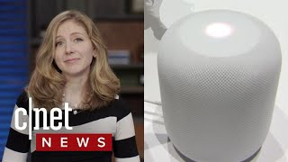 Apple HomePod will be missing multi-room and stereo functions at Feb. 9 launch - CNETTV