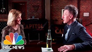 No Slowing Down For Country Music Legend Lyle Lovett | NBC News - NBCNEWS