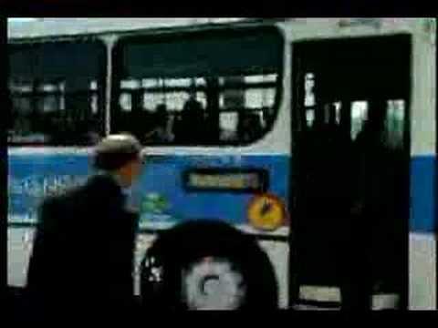 Batismo no ônibus - Andrea Fontes