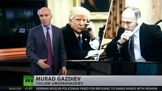 'Do not congratulate': Trump calls Putin to congratulate him on re-election victory - RUSSIATODAY
